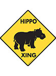 Hippo Xing Signs