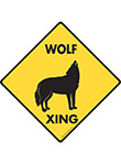 Wolf Xing Signs