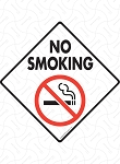 No Smoking Signs and Sticker