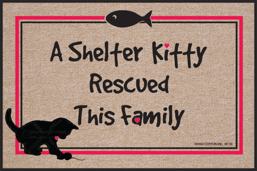 A Shelter Kitty Rescued This Family